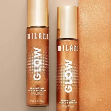 Glow Luminizing Liquid Bronzer | Milani