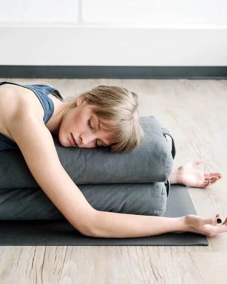 yoga bolsters yoga props bolster