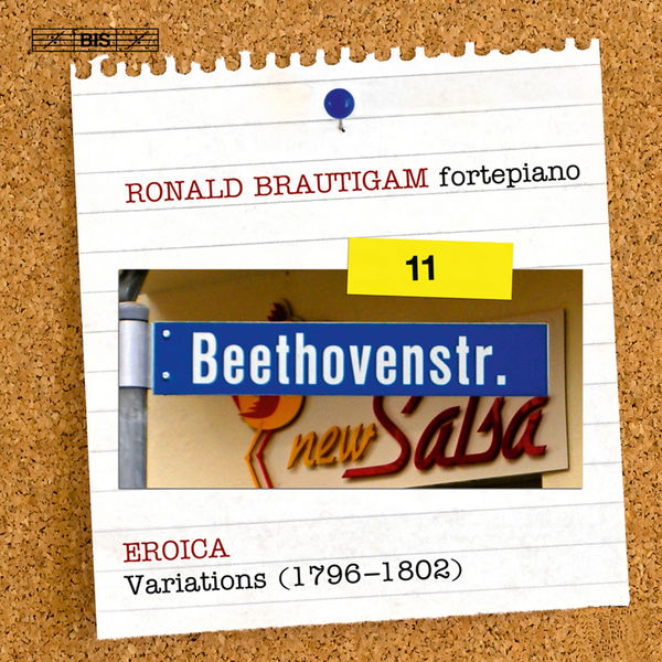 Beethoven Complete Works for Solo Piano Vol 11
