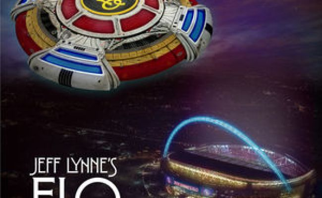 Telephone Line Live At Wembley Stadium Jeff Lynne S