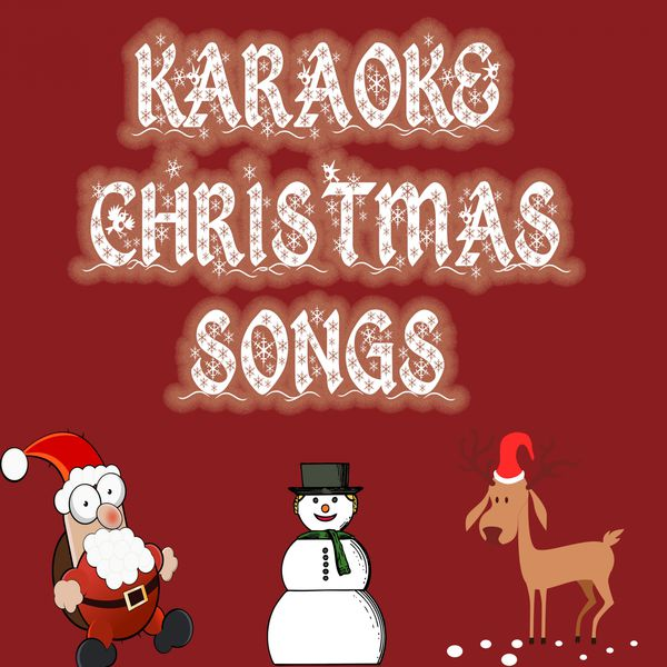Karaoke Christmas Songs  Instrumental Christmas Music