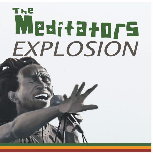Image result for the meditators explosion album
