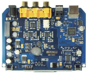 SMSL M8: reach up to 32 bit384 kHz and DSD64128 with this pact, yet refined, DAC!