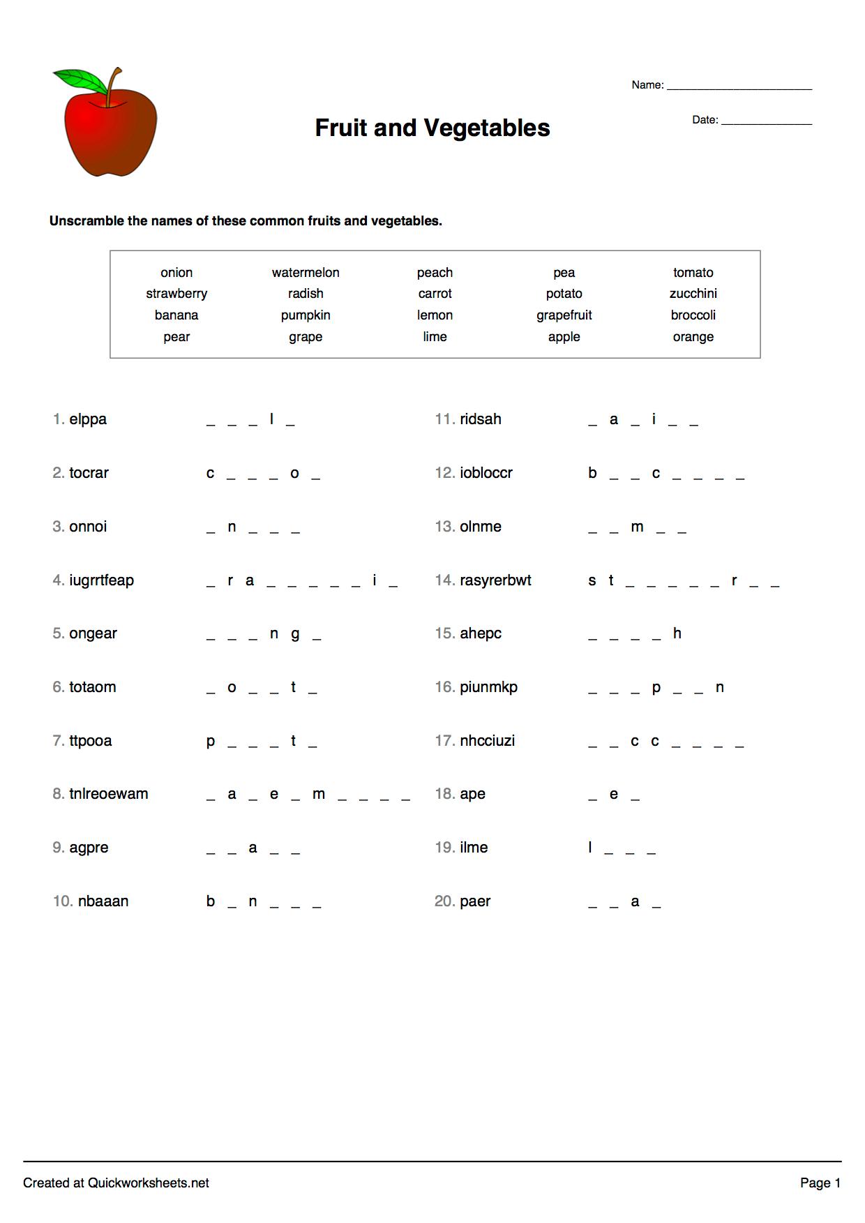 hight resolution of Free Word Scramble / Word Jumble / Anagram Worksheet Generator