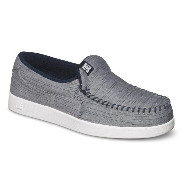 DC Slip-On Shoes