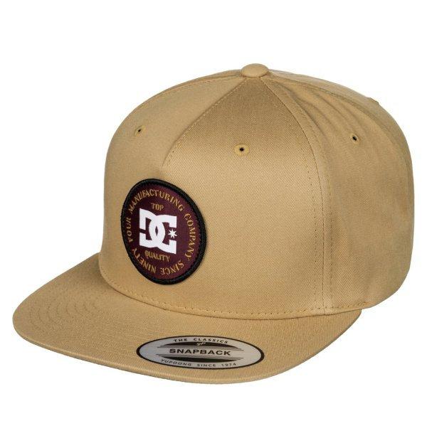 Men39s Chargy Snapback Hat ADYHA03335 DC Shoes