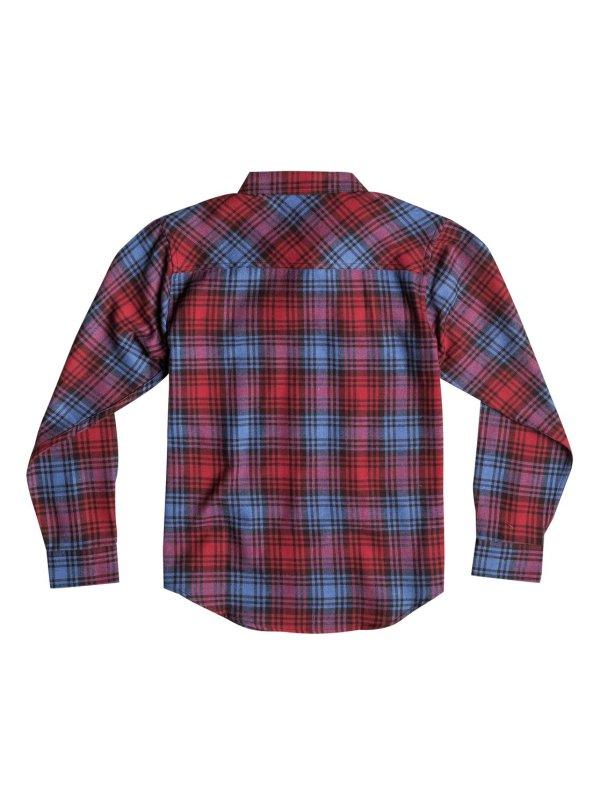 Boys Long Sleeve Flannel Shirts