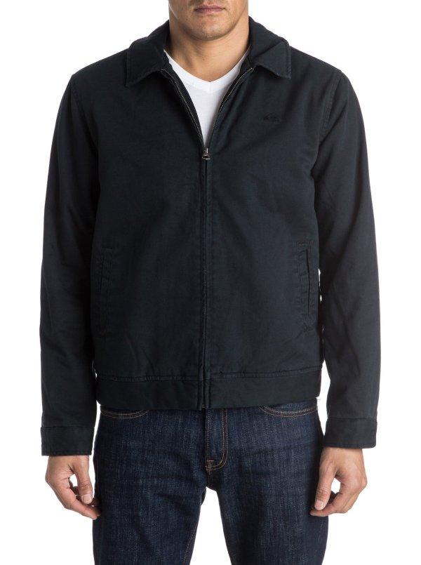 Everyday Billy Harrington Jacket Eqyjk03235 Quiksilver