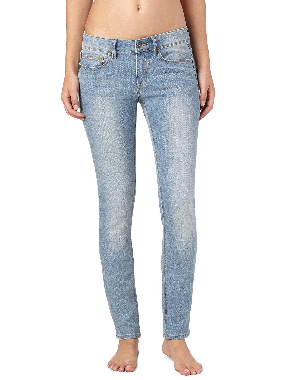 Suntrippers Light Blue Jeans ERJDP00027  Roxy