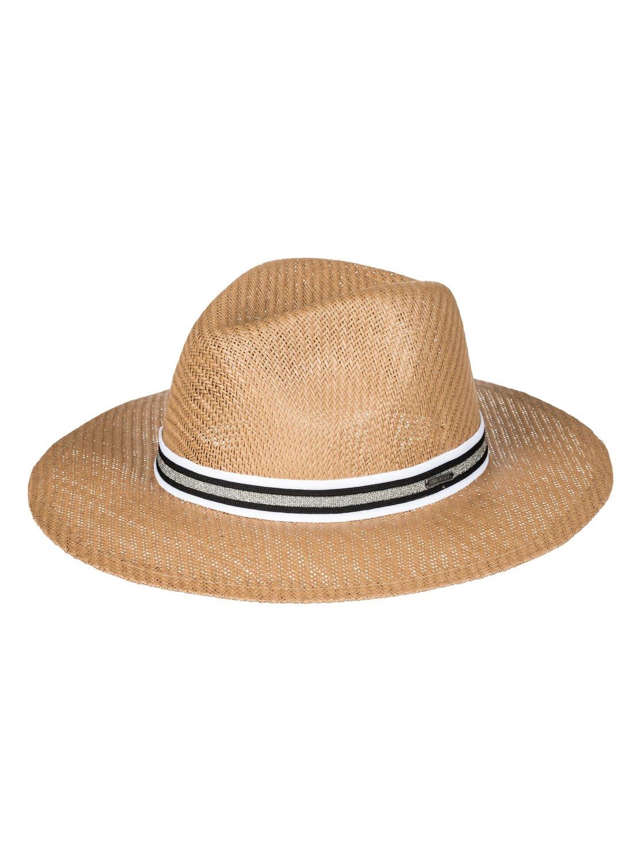 Here We Go Straw Panama Hat Erjha