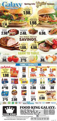 Food King Weekly Ad El Paso Tx : weekly, Weekly, Flyer,, Sales, Deals, Rabato