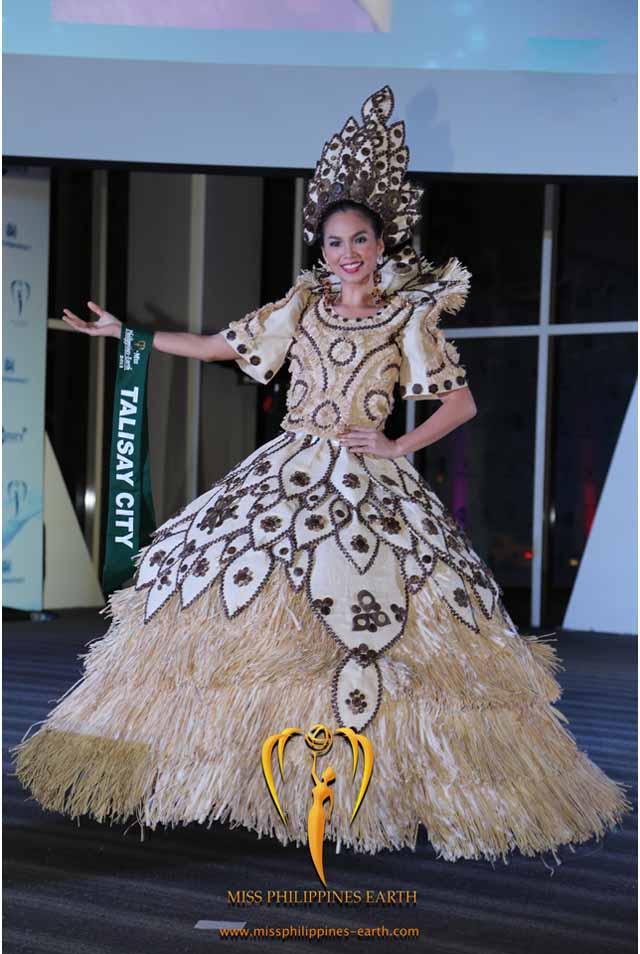 Ms PH Earth Talisay City Maria Eliza Zosa