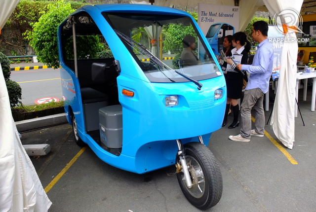 One million electric vehicles in PH by 2020