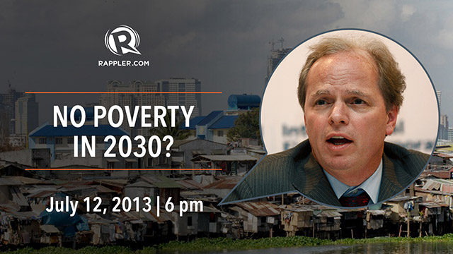 No poverty in 2030