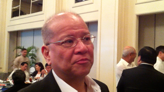 NEW AIRPORT. Philippine Airlines president Ramon Ang says aviation industry plans include a new airport soon.