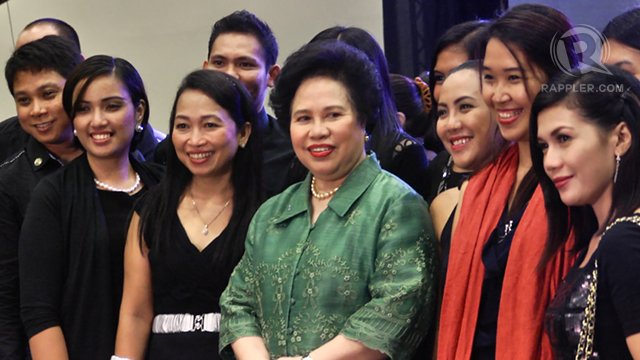 Miriam Defensor Santiago Pork Barrel Scam
