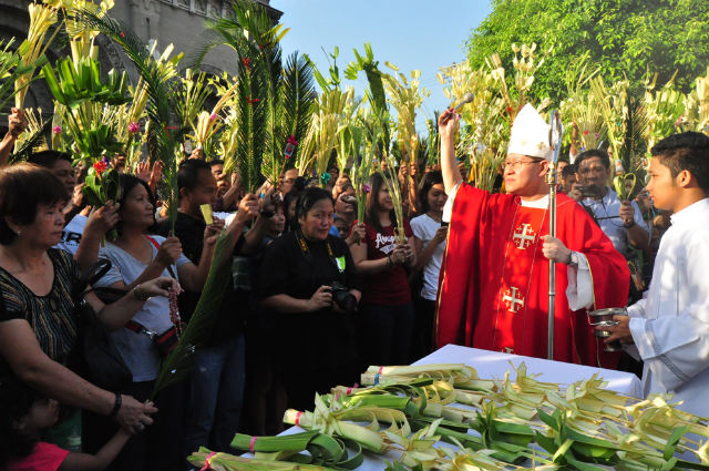 Youth Pick ' 30 M' Over Mass; Tagle Bothered