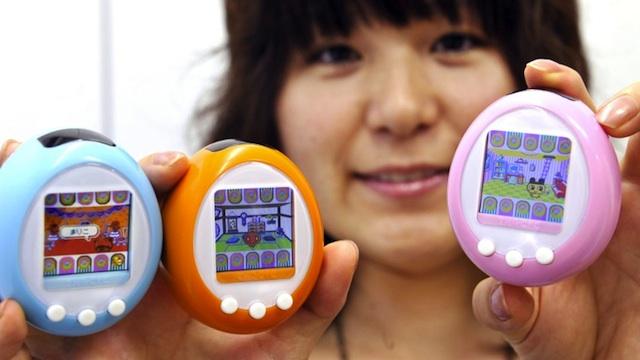 Tamagotchi Virtual Pets To Return To Europe North America