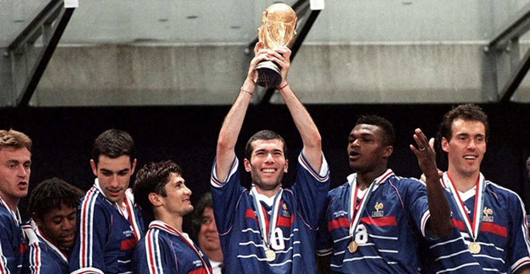 La coupe du monde 98 tait truqu e - Joueur coupe du monde 98 ...