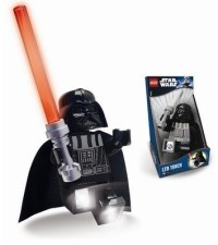 LEGO IQHK - LEGO Star Wars - Darth Vader Torch with Light ...