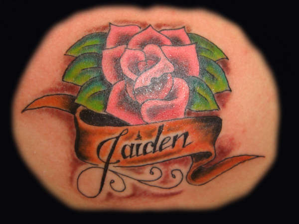 20 Tattoos W Banners Ideas And Designs