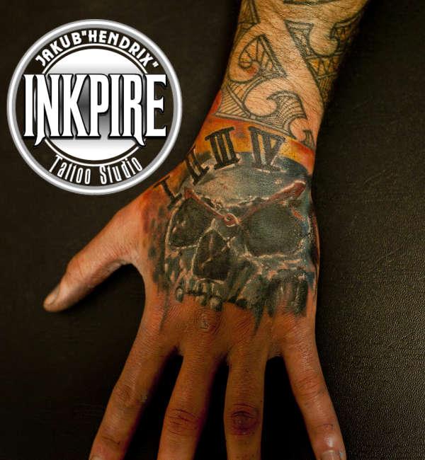 job stopper tattoo