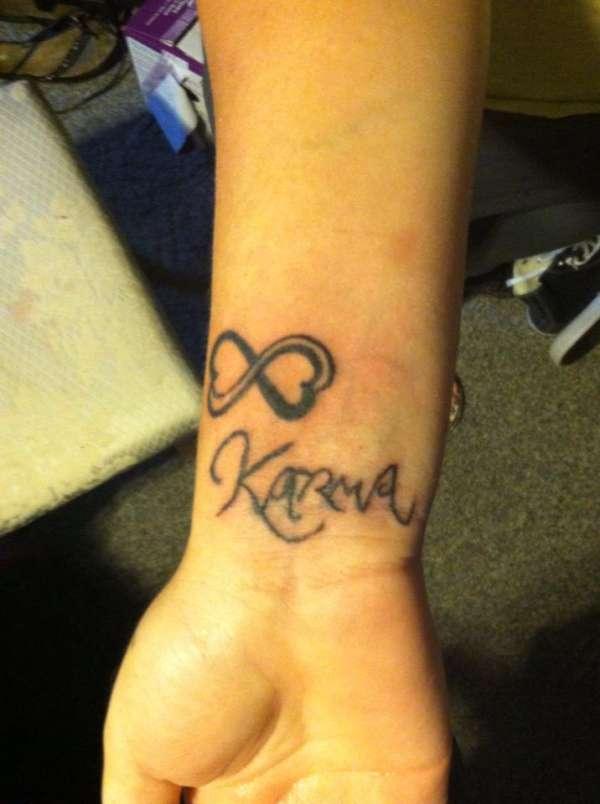 Karma Tattoo Designs Gallery