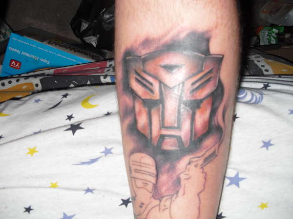 20 Printable Transformers Logo Tattoos Ideas And Designs