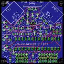 kkmultikopter board