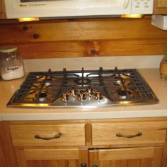 Kitchen Stove Tops Island Granite Top Breakfast Bar Gas Stainless Images Of