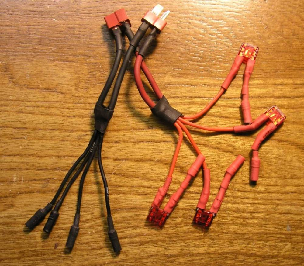 medium resolution of  a2099725 150 quad esc fused witing harness jesolins esc wiring harness power wheels wiring harness diagram quadcopter