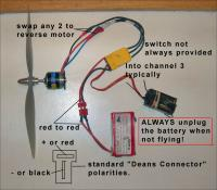 New To Electrics and no Wiring Diagram Included  RC Groups