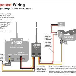 Fpv Gauge Wiring Diagram Entity Relationship Visio 2013 Rc Boat Servo