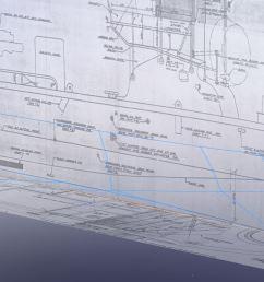pbr mkii patrol boat river 3d hull reconstruction [ 2566 x 1281 Pixel ]
