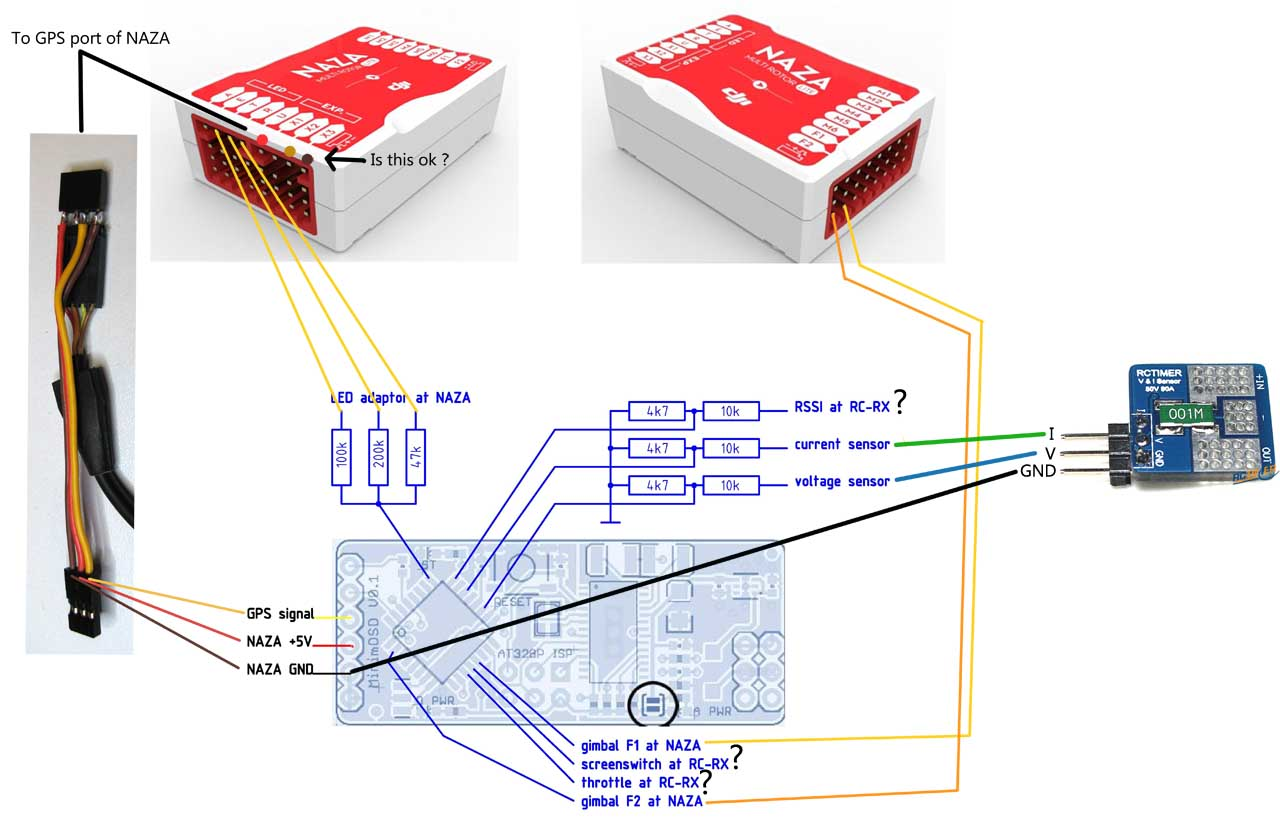 hight resolution of naza osd wiring diagram wiring diagram article naza osd wiring diagram