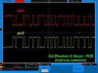DJI Phantom 2 Vision Plus 24ghz Wifi Module  wiring
