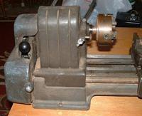 Old Craftsman Metal Lathe