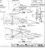 Duster Glider Plans PDF Woodworking