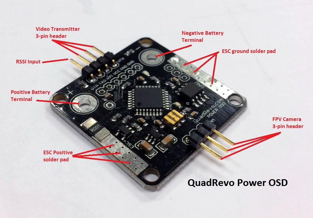 powerosd mini pdb smart