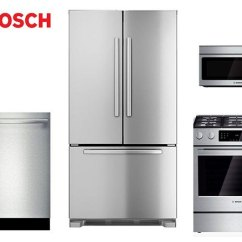 Bosch Kitchen Set 10x10 Remodel Cost Great Savings On Appliances Rc Willey Blog Package Deal
