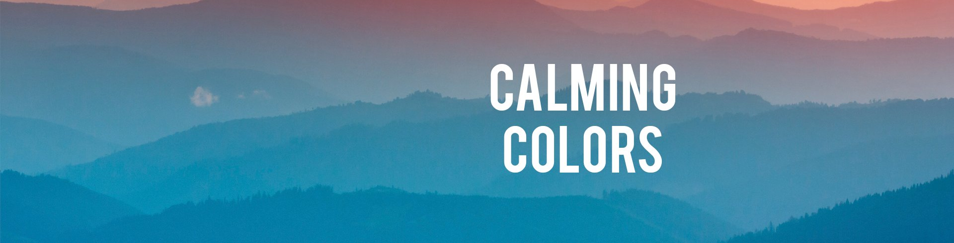 calming colors rc willey