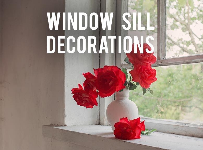 Window Sill Decorations