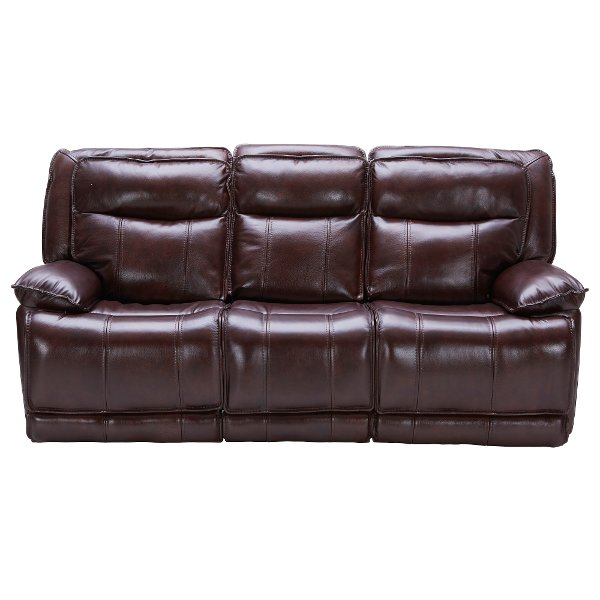tan leather chair sale outside wedding chairs buy a sofa for your living room or den at rc willey burgundy match power triple reclining k motion