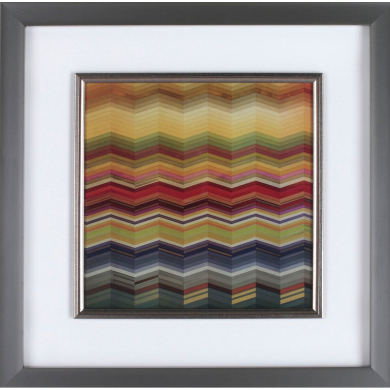 multi color d colours ii framed wall art rc willey furniture store