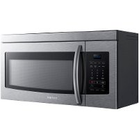 samsung over the range me16k3000 microwave 1 6 cu ft stainless steel