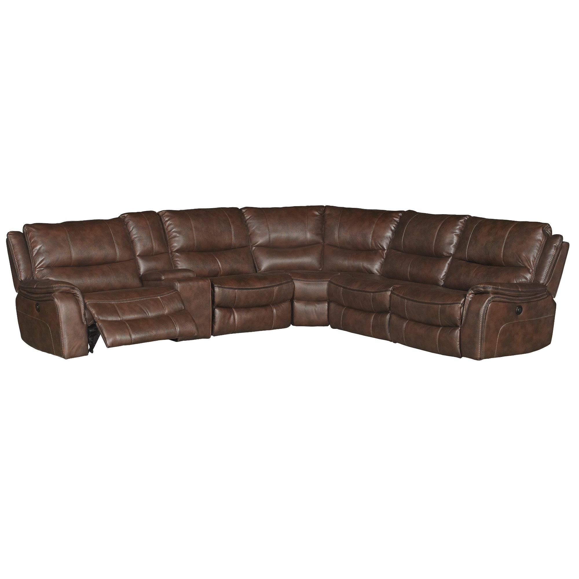 sofa preston docks secional sofas brown 6 piece power reclining sectional wayne rc willey furniture store