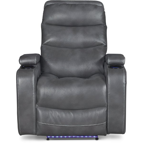 home meridian lift chair repair high table cover browse reclining chairs and leather recliner rc willey slate gray power theater