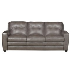 Contemporary Leather Sofa Bed Laf Meaning Modern Bronze Roland Rc Willey Furniture Store