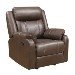 Rocker And Recliner Chair Office Chairs Best Buy Fabric Reclining Rc Willey Valor Chocolate Brown Gliding Domino