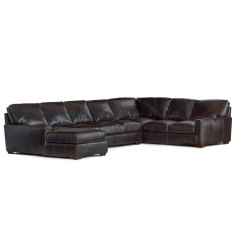 Leather Sectional Sofas Eilersen Baseline Sofa Pris Brown Contemporary 4 Piece Mayfair Rc Willey Furniture Store
